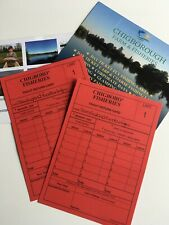 2 X FULL DAY FLY FISHING TICKETS FOR CHIGBORO TROUT FISHERY
