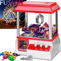 Arcade Candy Grabber Machine Toy Claw Game Kids Fun Crane Sweet Grab