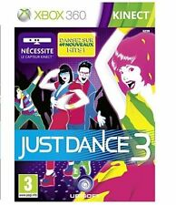 JUST DANCE 3             -- NEUF       -----   pour X-BOX 360
