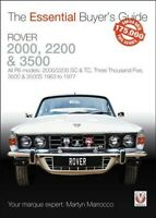 Rover P6 3500 V8 A3 Poster Print