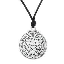 Talisman TETRAGRAMMATON Solomon Pentacle Seal Necklace Amulet Kabbalah