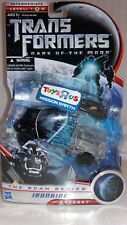 Transformers Dark of the Moon Ironhide Scan Series Toys R Us Exclusive NEW!