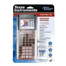 Texas Instruments Ti-84 Plus CE Plum Graphing Color Calculator - Rose Gold