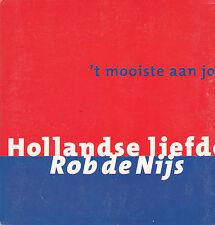 Rob de Nijs-Hollandse Liefde cd single