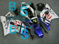 White Glossy INJECTION Fairing Fit Yamaha YZFR6 YZF-R6 99 00 01 1998-2002 26 A6