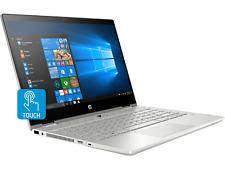 "HP 14"" FHD TOUCHSCREEN Intel i5-8265U 3.9GHz 8GB RAM 256GB SSD Webcam Mic Win 10"