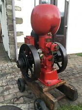 More details for petter universal m type oil engine 3hp apple top stationary engine