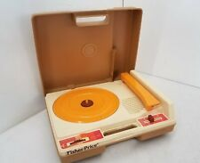 Vintage 1978 Fisher Price Record Player Turntable