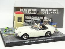 UH James Bond 007 1/43 - Toyota 2000 GT