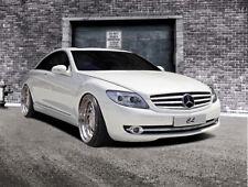 Mercedes Benz  S Klasse Coupe C216  ABC Fahrwerk Tieferlegung Koppelstangen