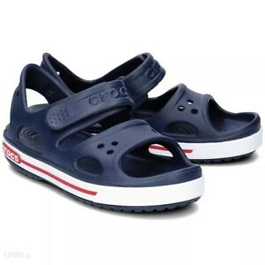 NEW Kids' Crocs Boy's Crocband II sandal ps Toddler Shoes (14854 - 462)