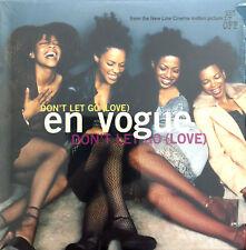 En Vogue CD Single Don't Let Go (Love) - Europe (EX+/EX+)