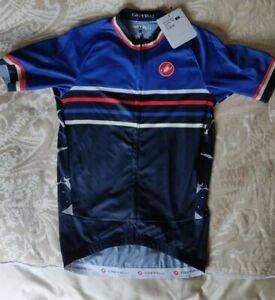 Castelli Maratona Sportive Cycling Jersey (Chiltern 100) Size Large, NO RESERVE