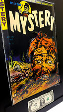3-DMister Mystery 11 Poster Vintage Leather like feel large 11x17