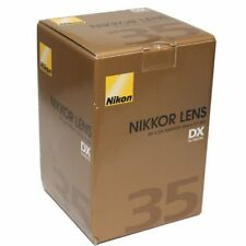 Objetivos automático y manual fijo Nikon para cámaras