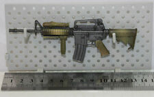 "1/6 Soldier Model Toy U.S. M4A1 SOPMOD rifle M4 carbine rifle model F 12"" Figure"
