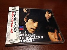 ROLLING STONES Out Of Our Heads P33L-25010 1st press Japan CD Jagger Richards