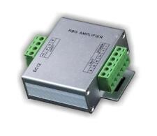 AMPLIFICATORE PER STRIP LED RGB 12V 12A AMPLIFIER