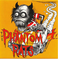 "PHANTOM RATS All I Want 7"" jet boys guitar wolf 5678s teengenerate mortals japan"