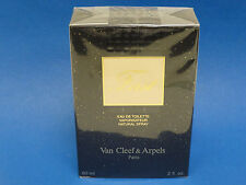 FIRST by VAN CLEEF & ARPELS EAU DE TOILETTE 60 ml / 2 oz * SEALED NEW BOX