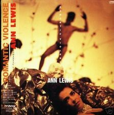Ann Lewis - Romantic Violence - Japan Mini Lp CD - NEW