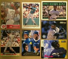 Ken Griffey Jr. LOT of 7 insert parallel & base cards NM+ Seattle Mariners HOF