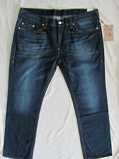 True Religion Slim Jeans -No Flap Pockets- Lost Lagoon -Size 44 -NWT $196