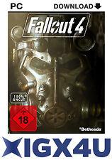Fallout 4 Key [PC Spiel] STEAM Digital Download Code - Standard Version [DE][EU]