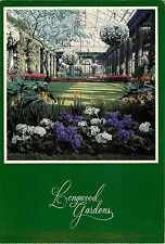 LOT 3 Longwood Gardens Kennett Square Pennsylvania Postcards mid 1980's
