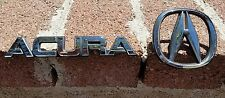 acura integra trunk emblem set 94 95 96 97 98 99 00 OEM