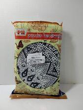 "Popular Handicraft Tapestry TH 510 Elephant Black White 90"" x 84"" Cotton"