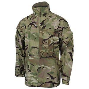 British Army MTP MVP LIGHTWEIGHT GORETEX WATERPROOF JACKET - SIZE LARGE