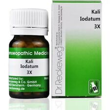 Dr Reckeweg Germany Homeopathy Kali Iodatum 3X  Trituration (20g)