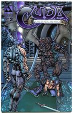 CUDA Age of Metal & Ice #2, VF/NM, Tim Vigil, Avatar, 1998, more TV in store