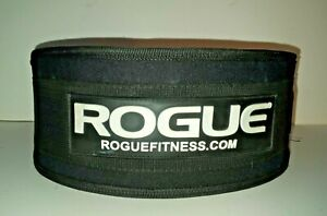 Rogue LARGE Nylon Weightlifting Belt