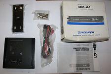 1x PINOEER Verstärker Power Booster Amplifier BP-41 30W+30W OLDTIMER YOUNGTIMER