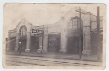 RPPC SERVICE STATION / GARAGE 1920'S ACTON PA ? EMPIRE TIRES WEED CHAINS ETC