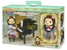 Sylvanian Families Town Series Concert Music Set Grand Piano Epoch Doll JAPAN