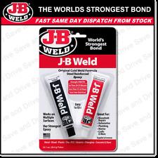 JB Weld Original Cold Weld Steel Reinforced Epoxy Glue Metal Wood Plastic PVC
