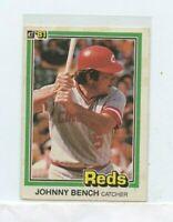 Johnny Bench Cincinnati Reds 8x10 Photo #37