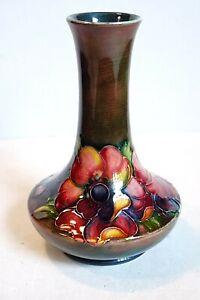 Moorcroft Flambe Anemone vase
