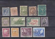 timbres puerto rico salvador grenada papis fini north Bornéo