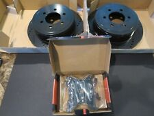 2004 - 2011 Ford F150 and Lincoln Mark LT - Max Elite XDS REAR Rotors with  Pads