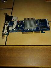 Grafikkarte Asus 5200 - 128mb - AGP Pro.V 9520 - X / TD / 128 M / A