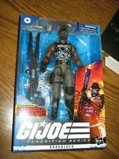 GI Joe Classified Series Cobra Island Roadblock #11 Target Exclusive Act Figure