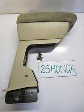 1990-1991 Honda Accord Coupe Sedan Armrest Tan Ultra Rare OEM JDM CB CB7