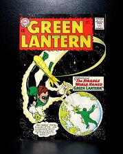 COMICS: DC: Green Lantern #24 (1963), 1st Shark app - RARE