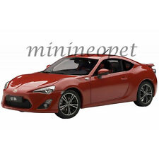 AUTOart 78774 TOYOTA GT 86 EUROPEAN VERSION LHD 1/18 DIECAST MODEL CAR RED