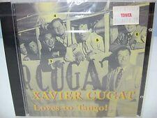 XAVIER CUGAT LOVES TO TANGO!, Harlequin Records, NEW