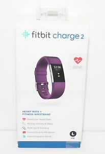 FITBIT CHARGE 2 ACTIVITY FITNESS TRACKER + HEART RATE
